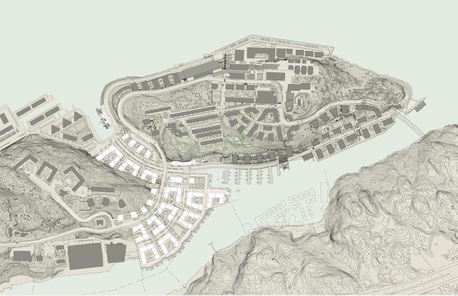 KjellanderSjoberg Hastholmssundet site-plan 01 3600x2324px