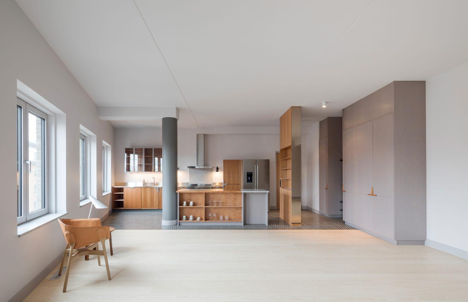 KjellanderSjoberg Etaget Interior