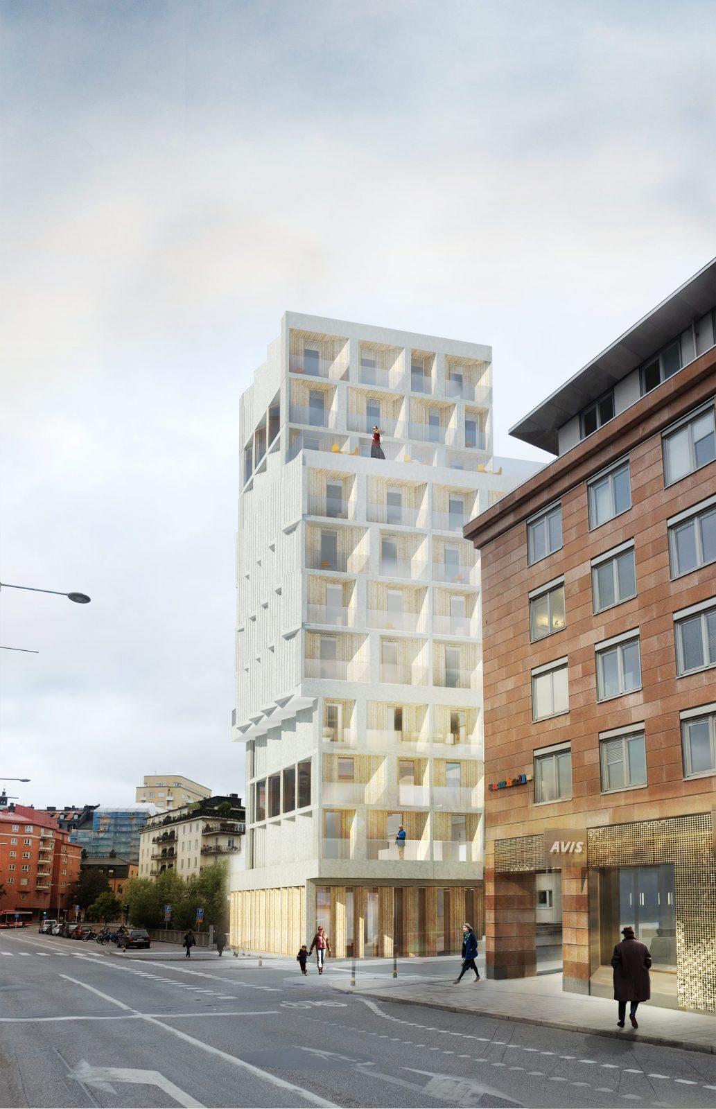 Kjellander-Sjoberg KlaraStrand Exterior