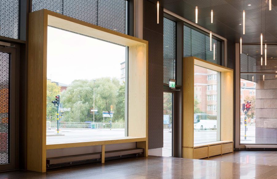 KjellanderSjoberg KlaraStrand Entrance-hall landscape