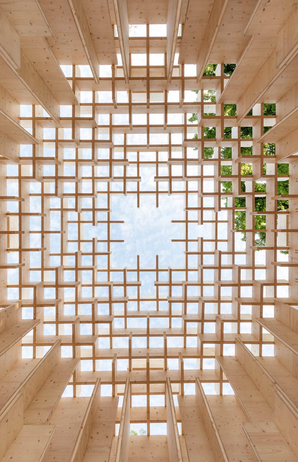 KjellanderSjober The Forests of Venice roof