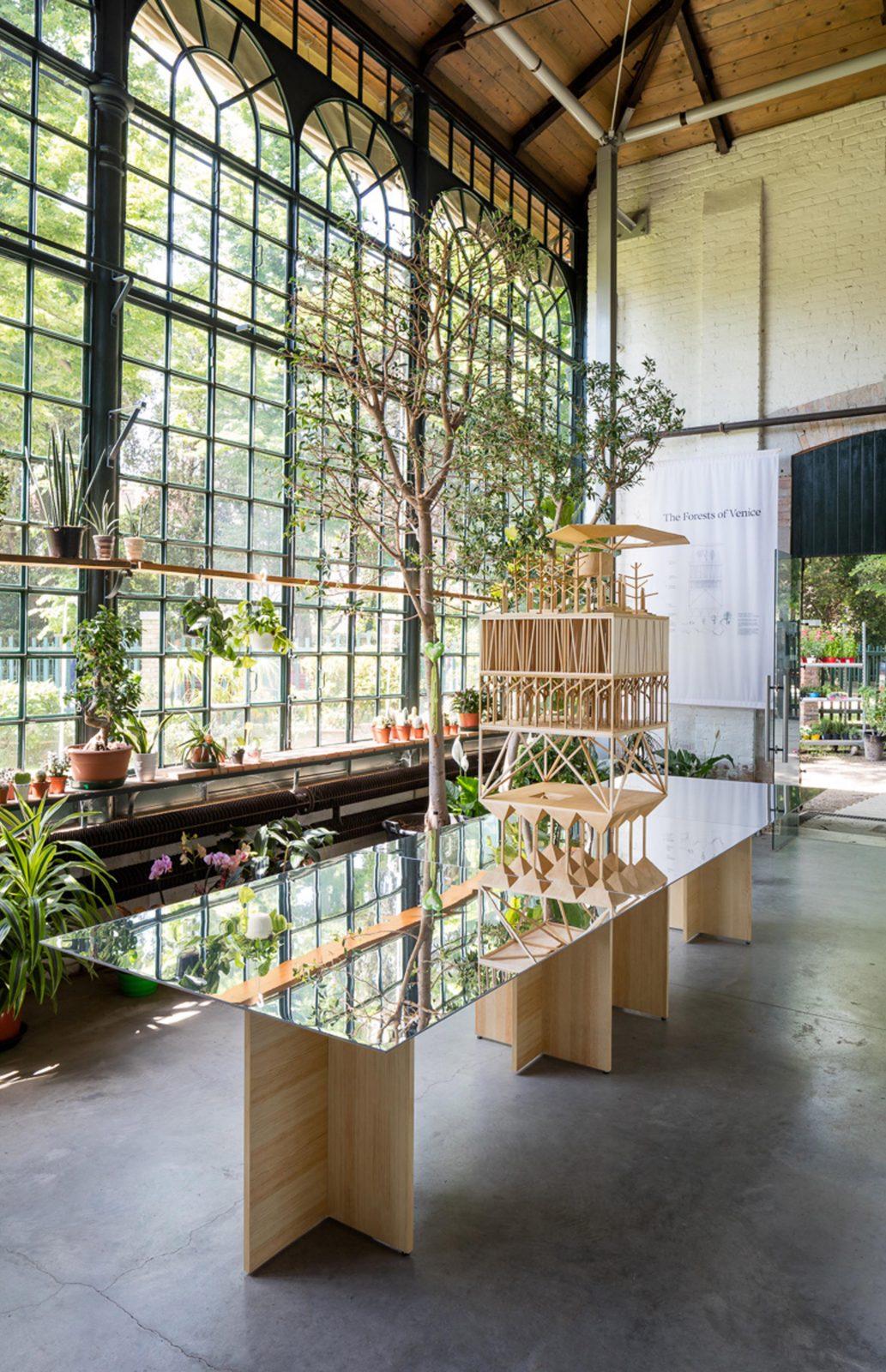 KjellanderSjoberg The Forests of Venice interior model