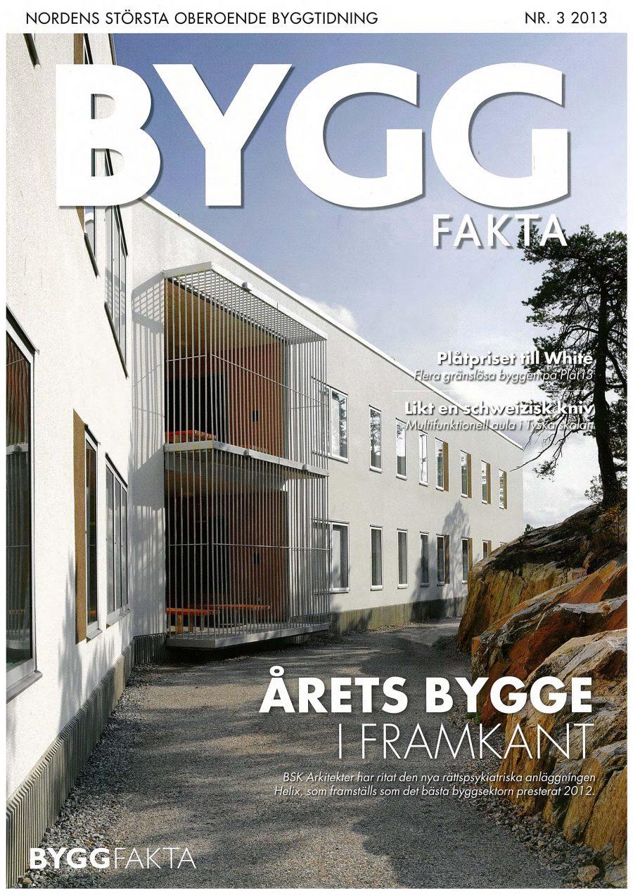 Bygg-fakta 2013 cover