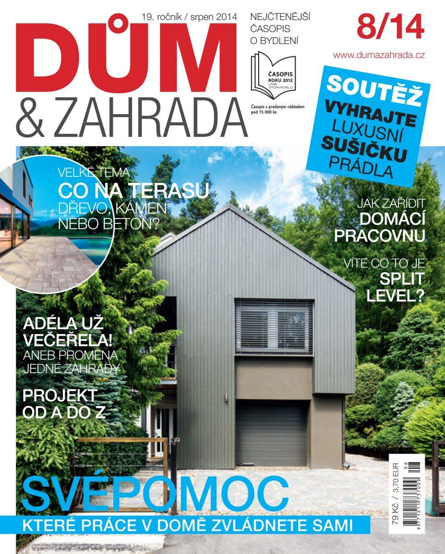 DumZahrada 2014 cover