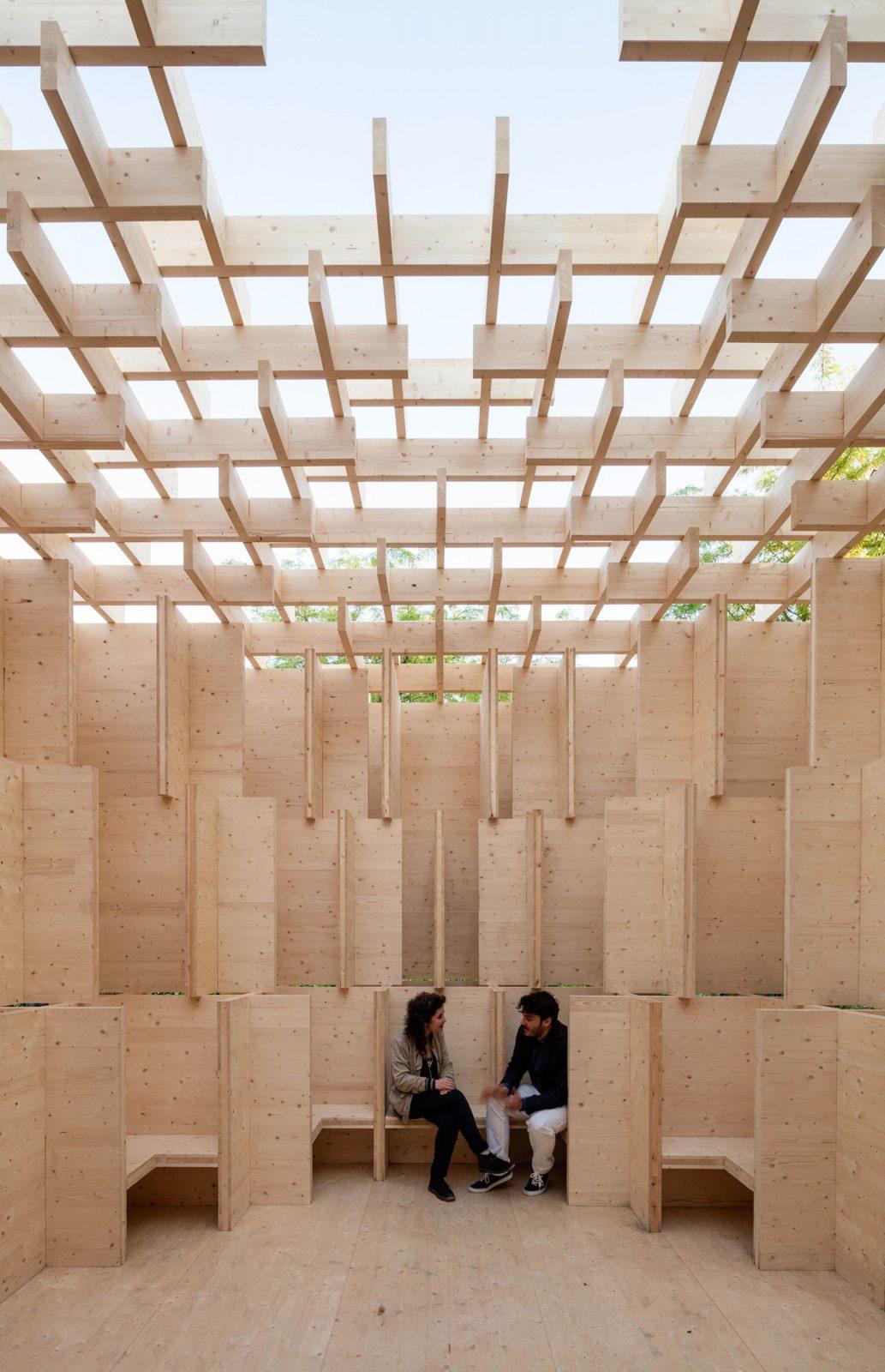 KjellanderSjober The Forests of Venice interior