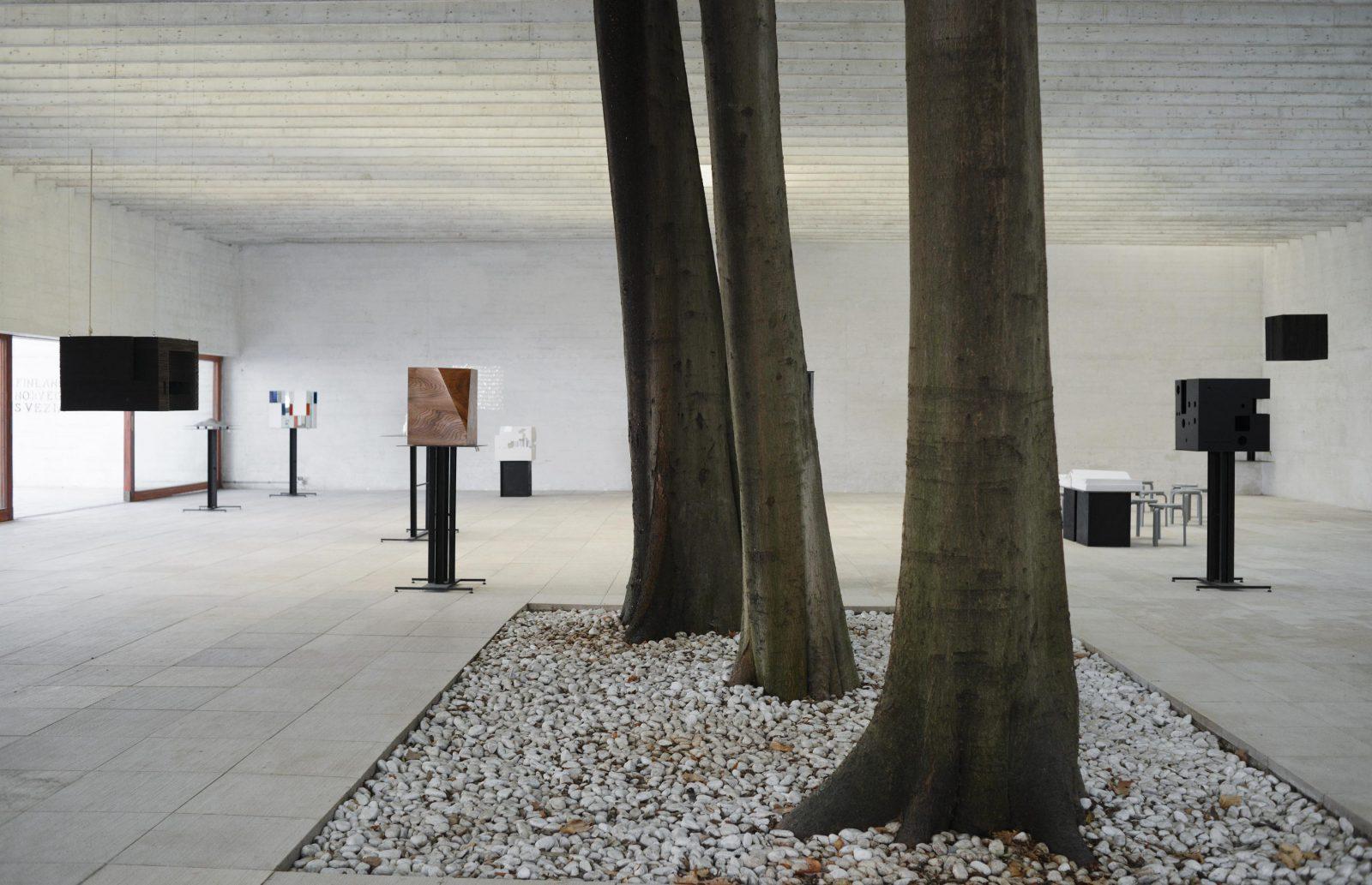 KjellanderSjober Venice 2012 interior