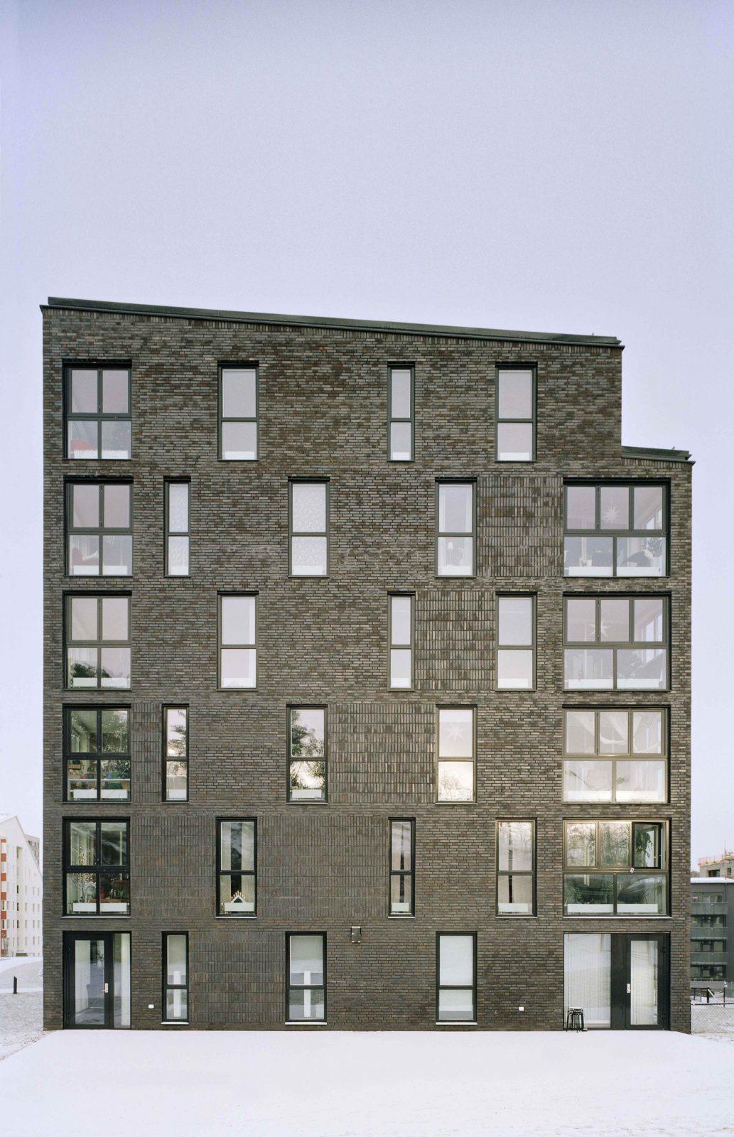 KjellanderSjoberg Annedalsterrassen facade