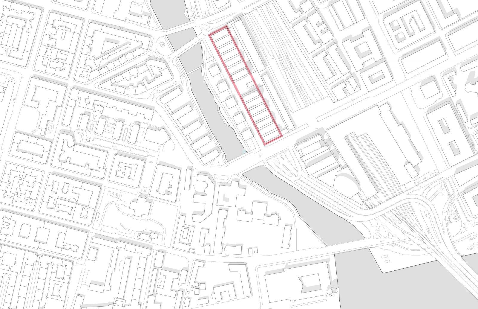 KjellanderSjoberg Blekholmen site-plan
