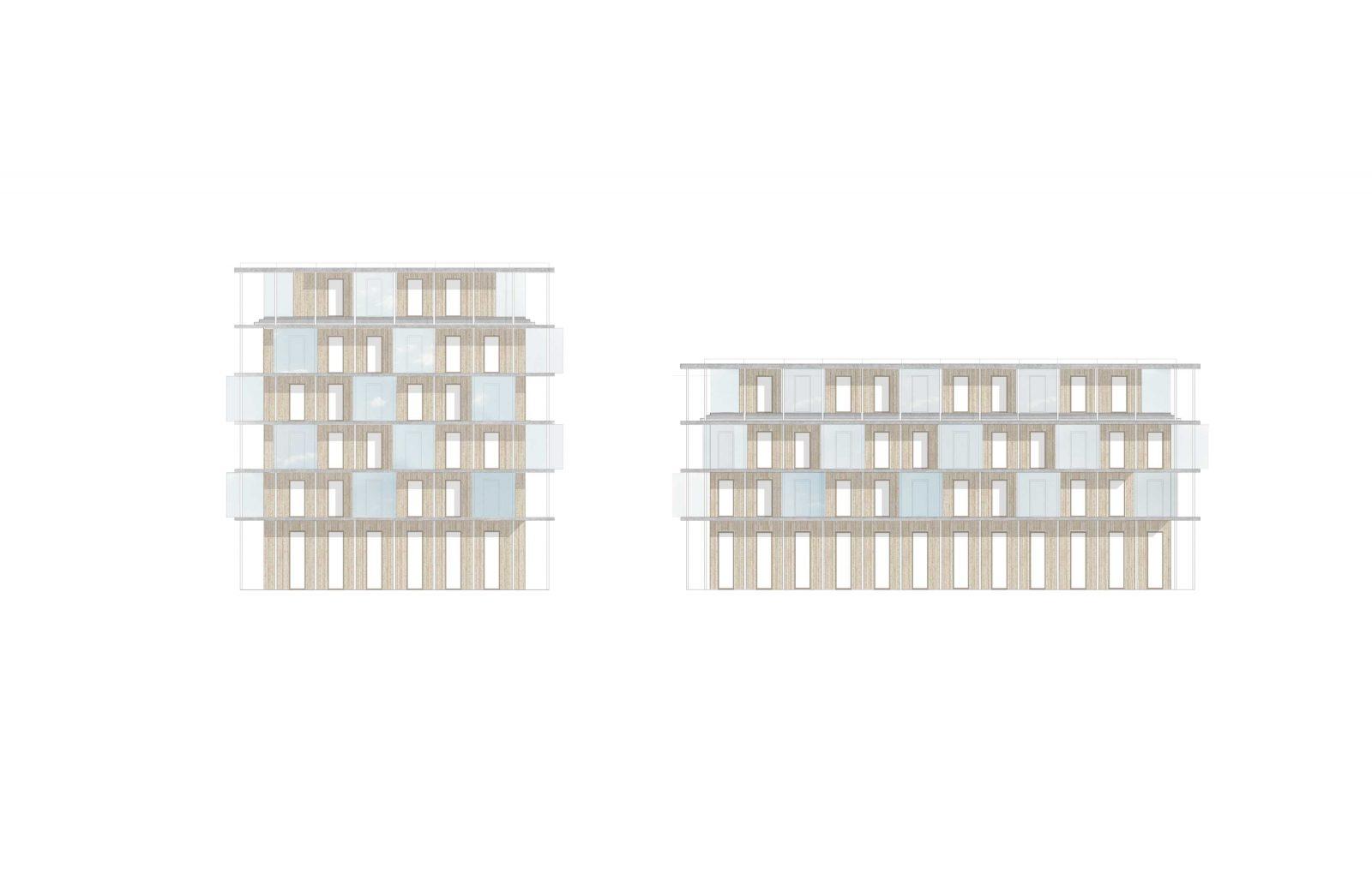 KjellanderSjoberg Brofastet facades