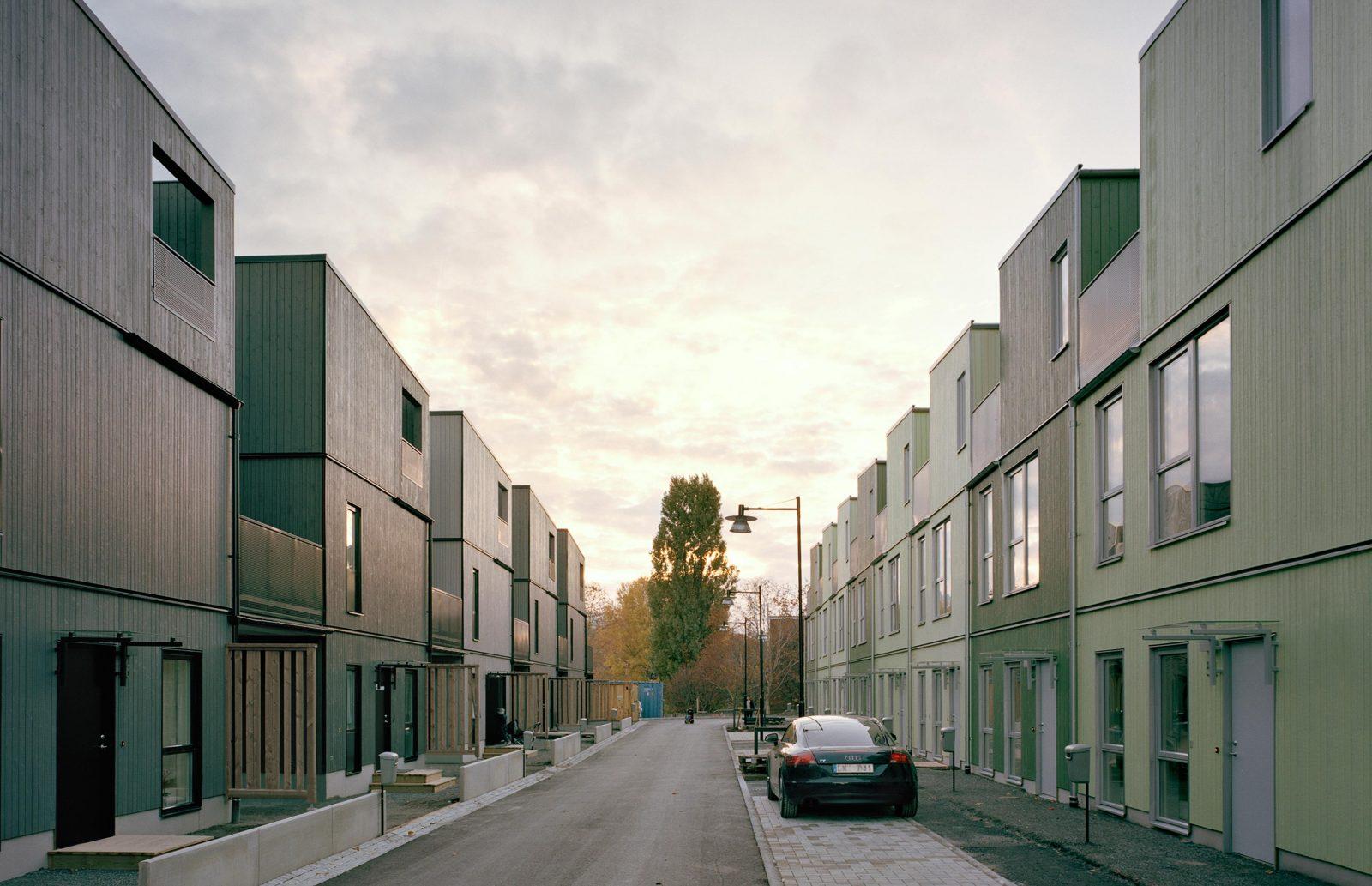 KjellanderSjoberg Fittja Terrace street