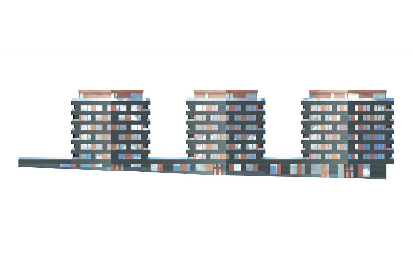 KjellanderSjoberg Fredriksdal facade longitude