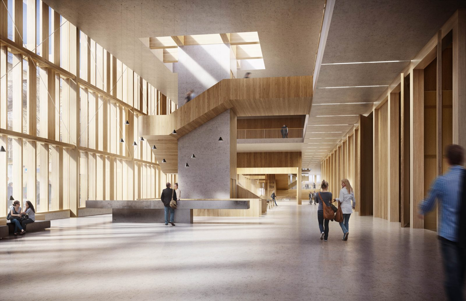 KjellanderSjoberg Glanta interior