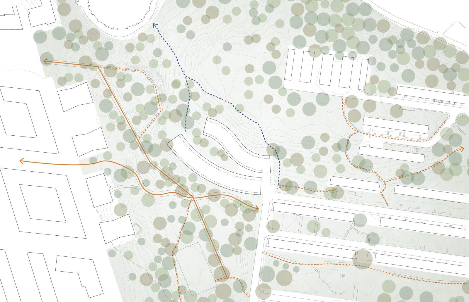 KjellanderSjoberg Jackproppen site-plan