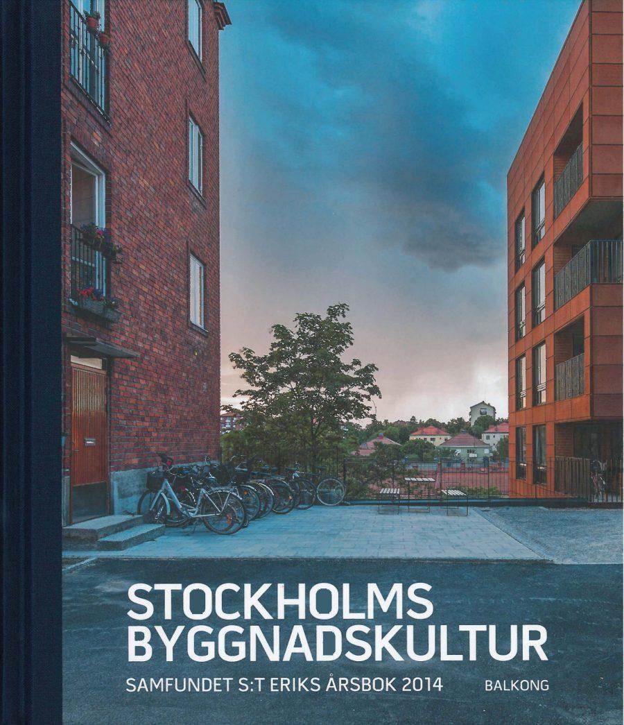KjellanderSjoberg StockholmsByggnadskultur