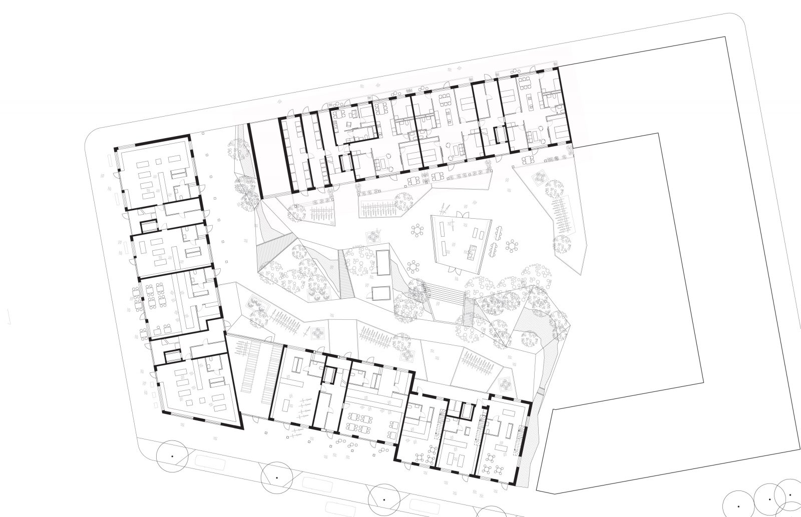 KjellanderSjoberg Woodhouse Rosendal plan