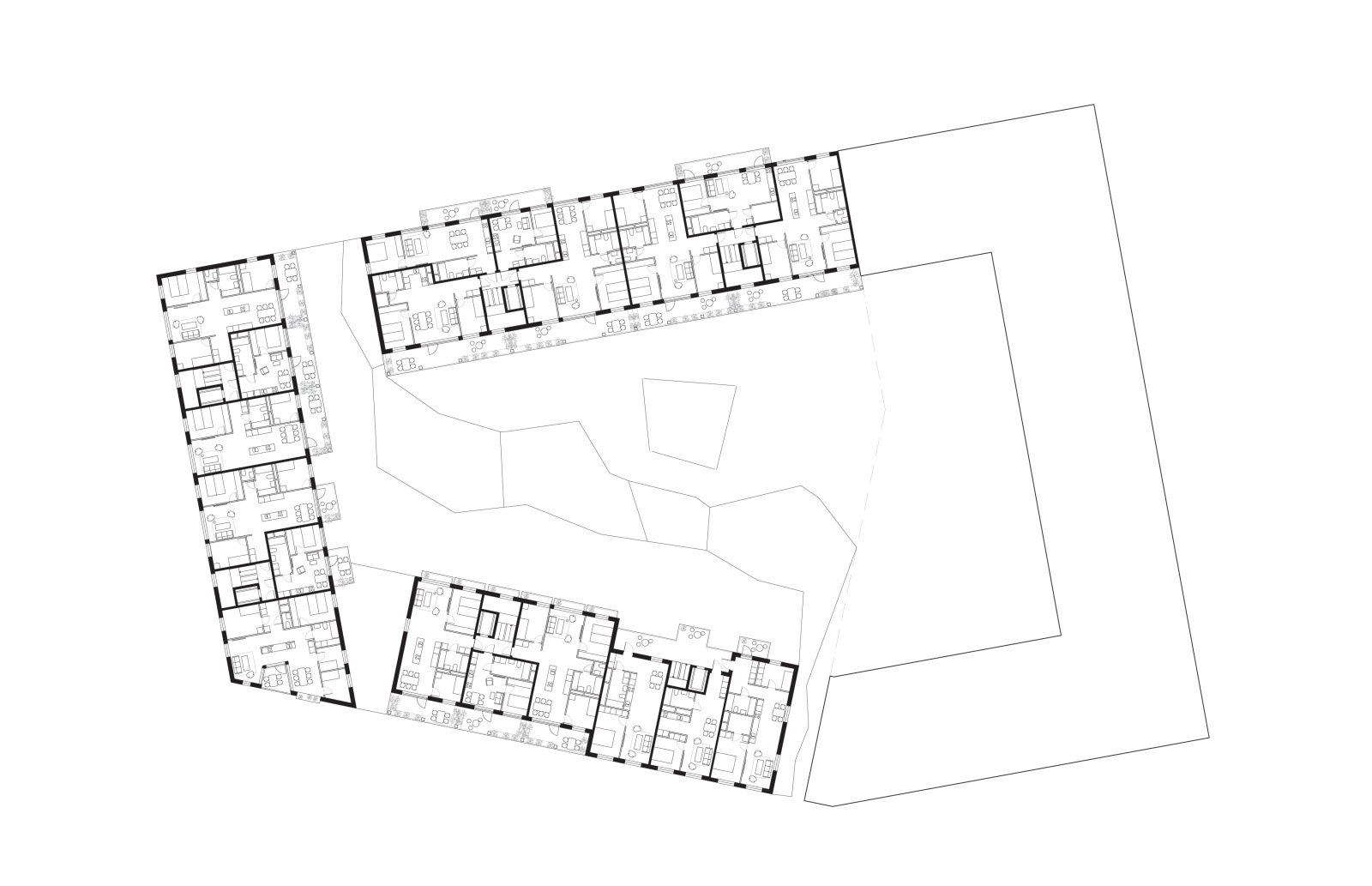 KjellanderSjoberg Woodhouse Rosendal plan 02