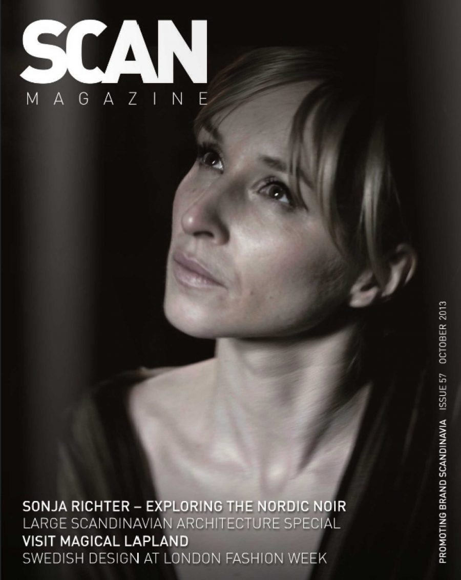 Scan Magazine 2013 cover
