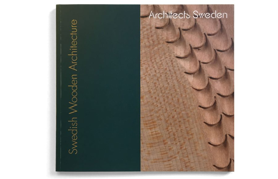 Swedish Wooden Architecture cover