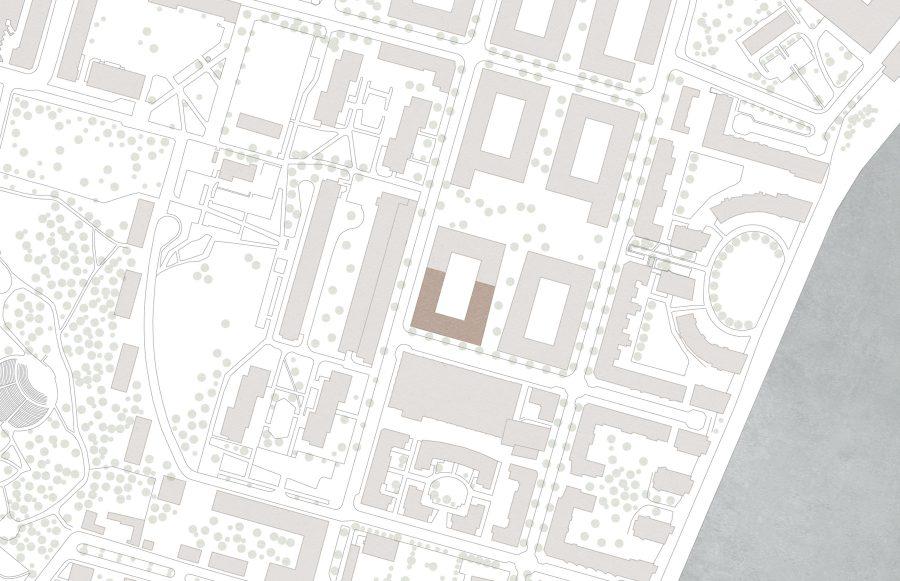 KjellanderSjoberg Persikan siteplan