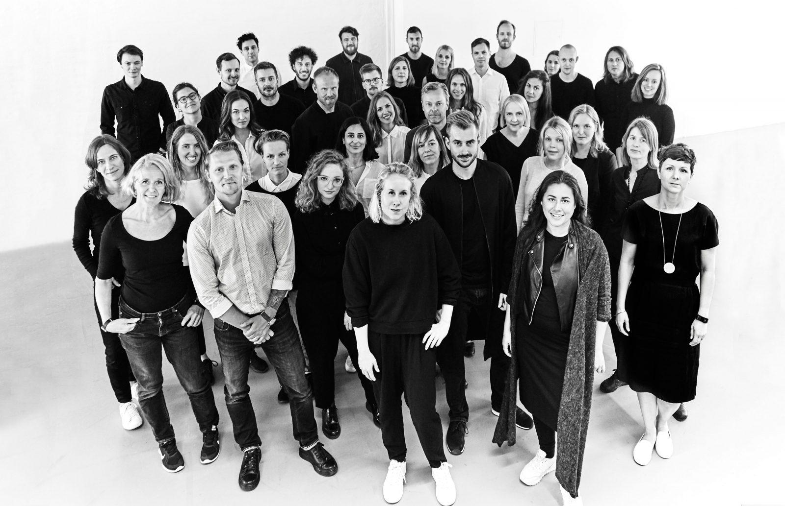 KjellanderSjoberg Team ©MikaelOlsson