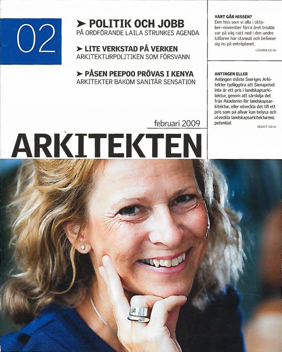 KjellanderSjoberg Arkitekten-2009