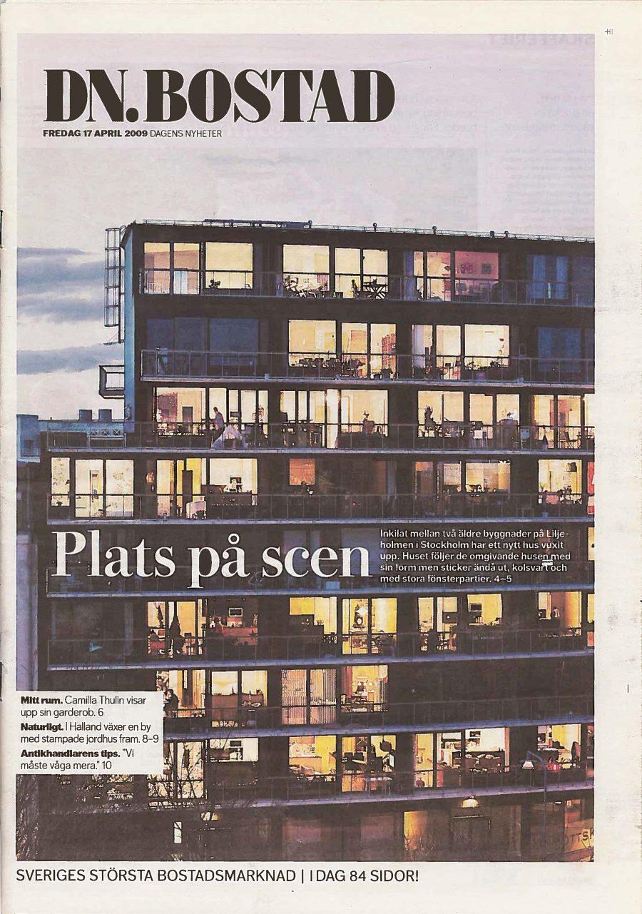 KjellanderSjoberg DN-bostad