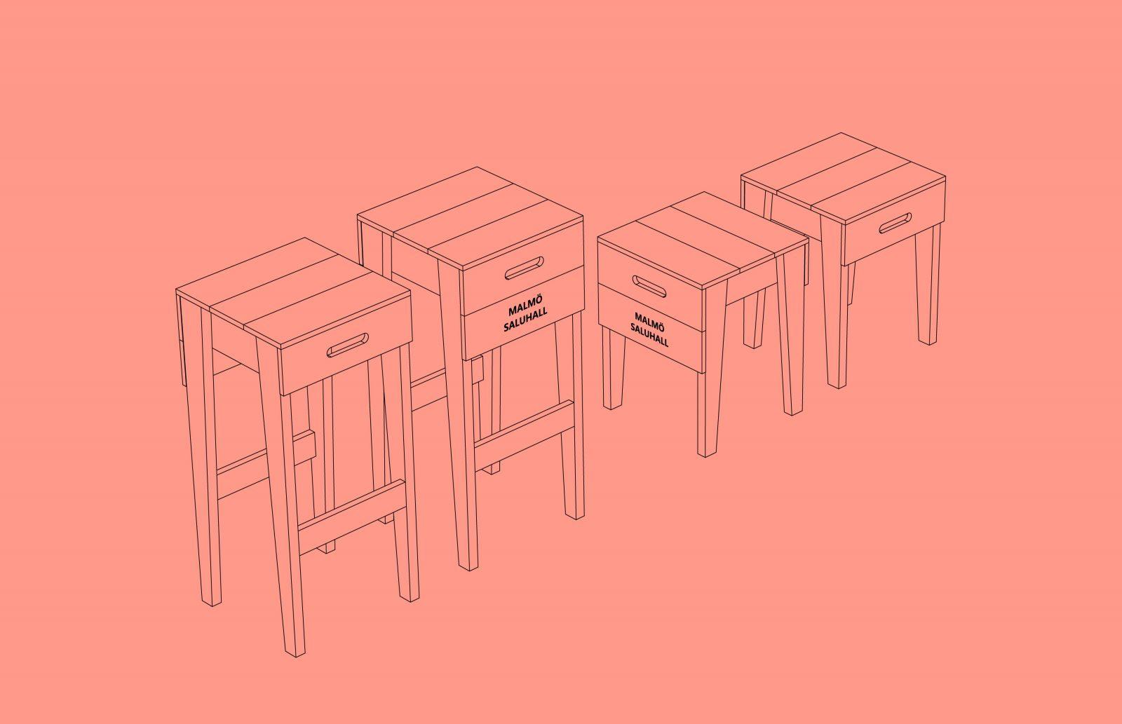 KjellanderSjoberg Malmö Saluhall Axo-chairs 3600x2324px