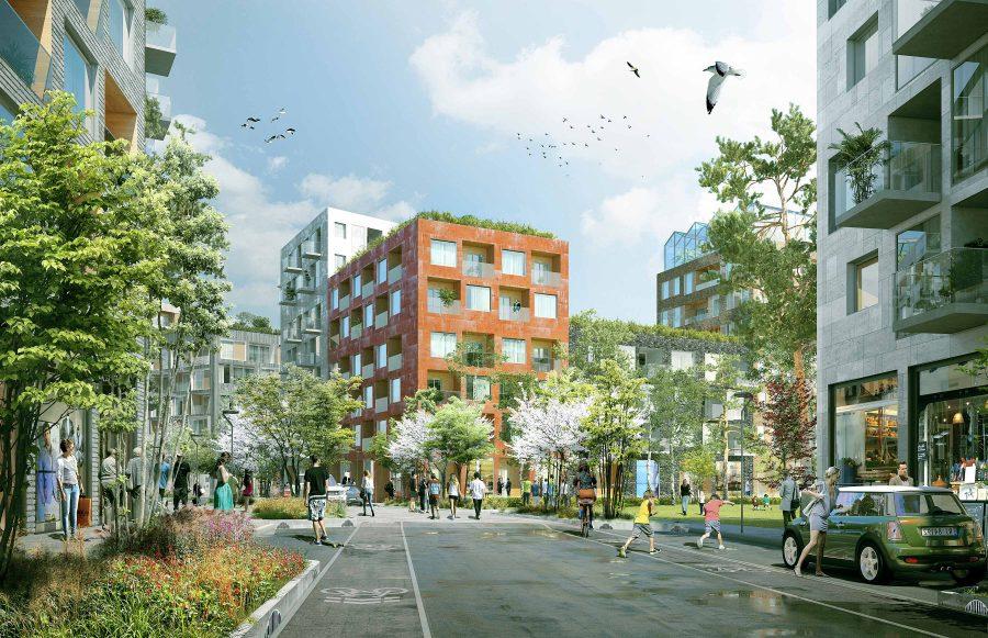 KjellanderSjoberg Hastholmssundet street street