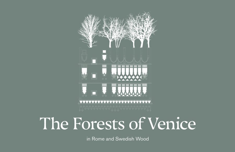 2017-05-22 The Forests of Venice in Rome