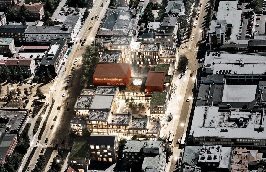 KjellanderSjoberg GustavIIITorg Aerial-View
