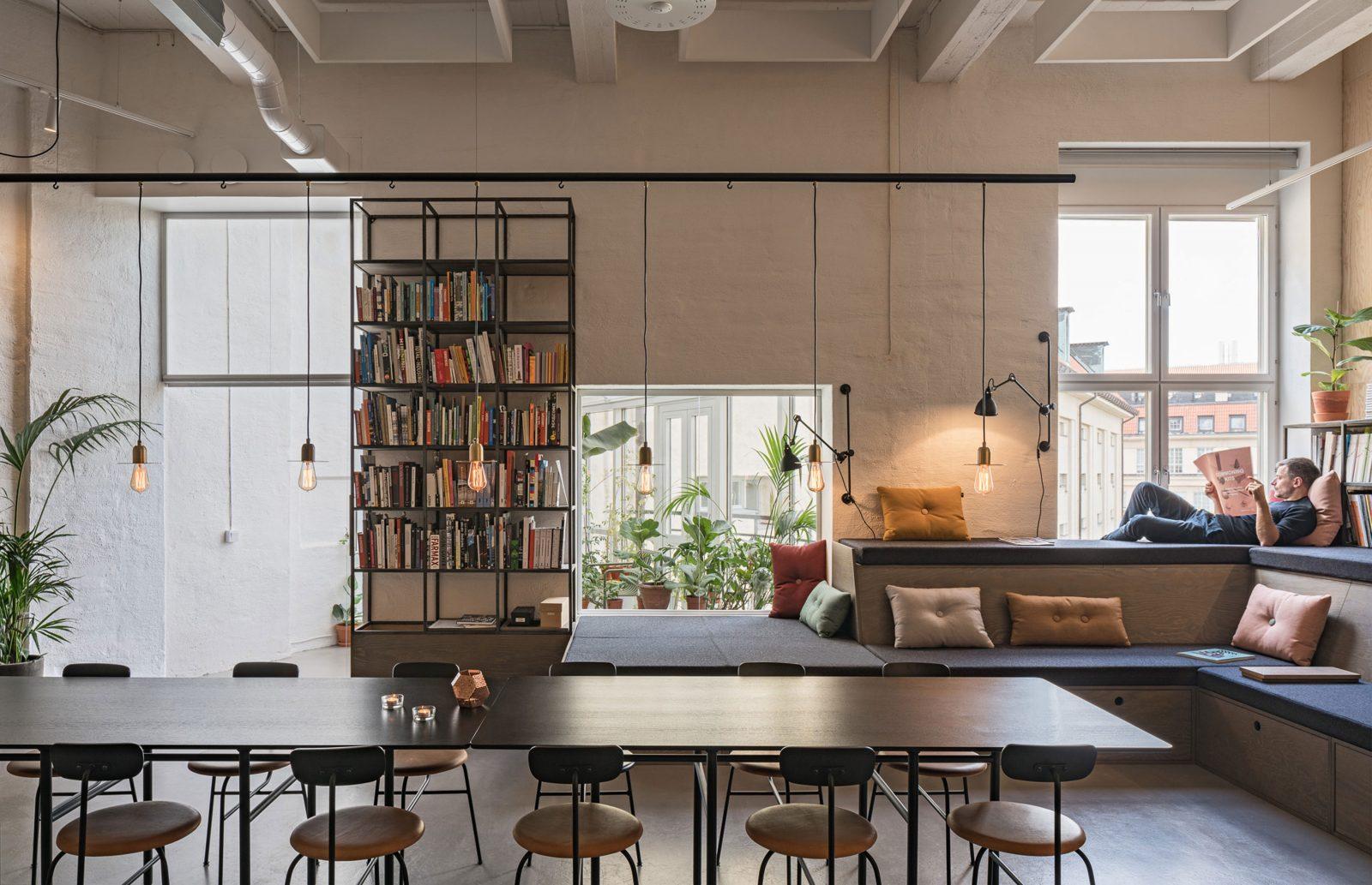 KjellanderSjoberg KS-Studio Kitchen Sofas