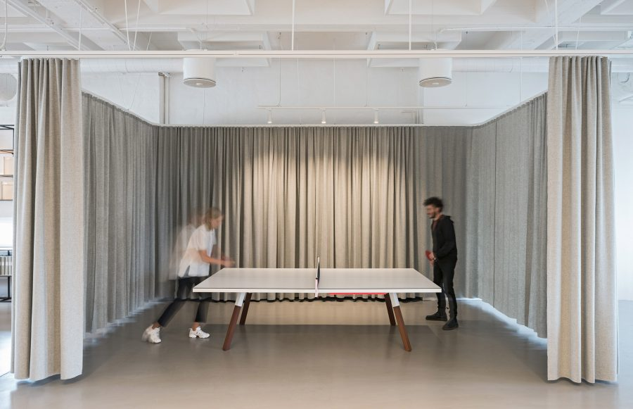 KjellanderSjoberg KS-Studio PingPong-Table