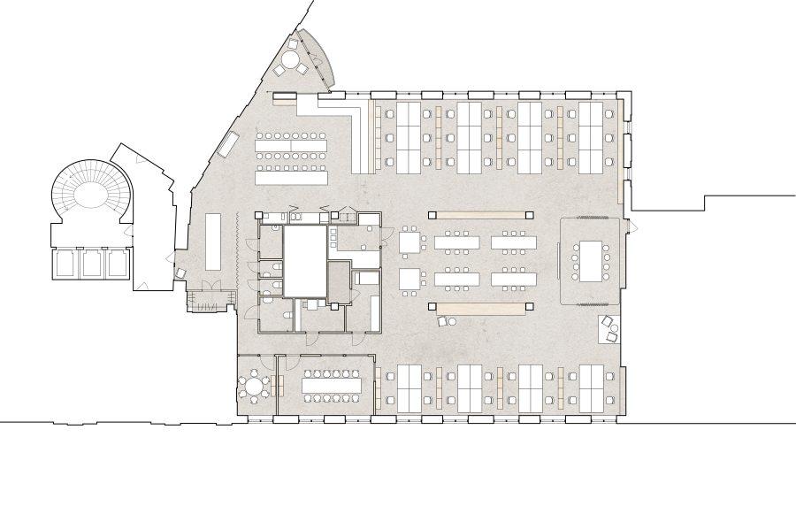 KjellanderSjoberg KS-Studio Plan