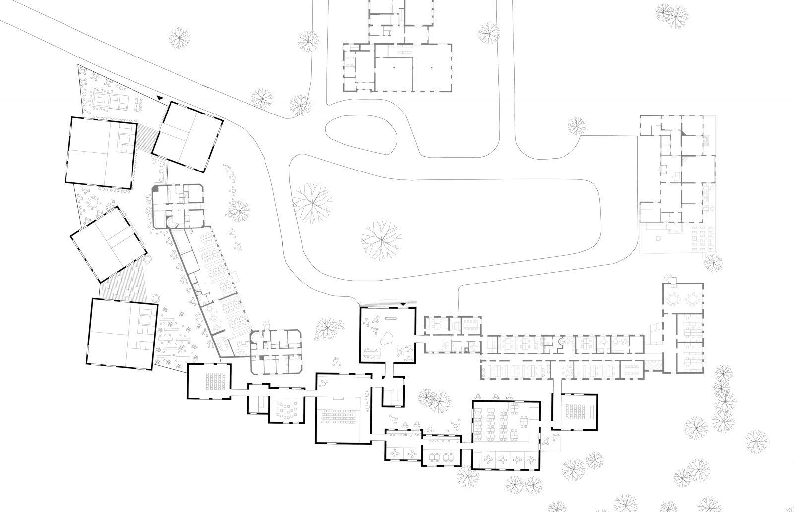 KjellanderSjöberg Högskolan StoraSköndal plan 3600x2324px