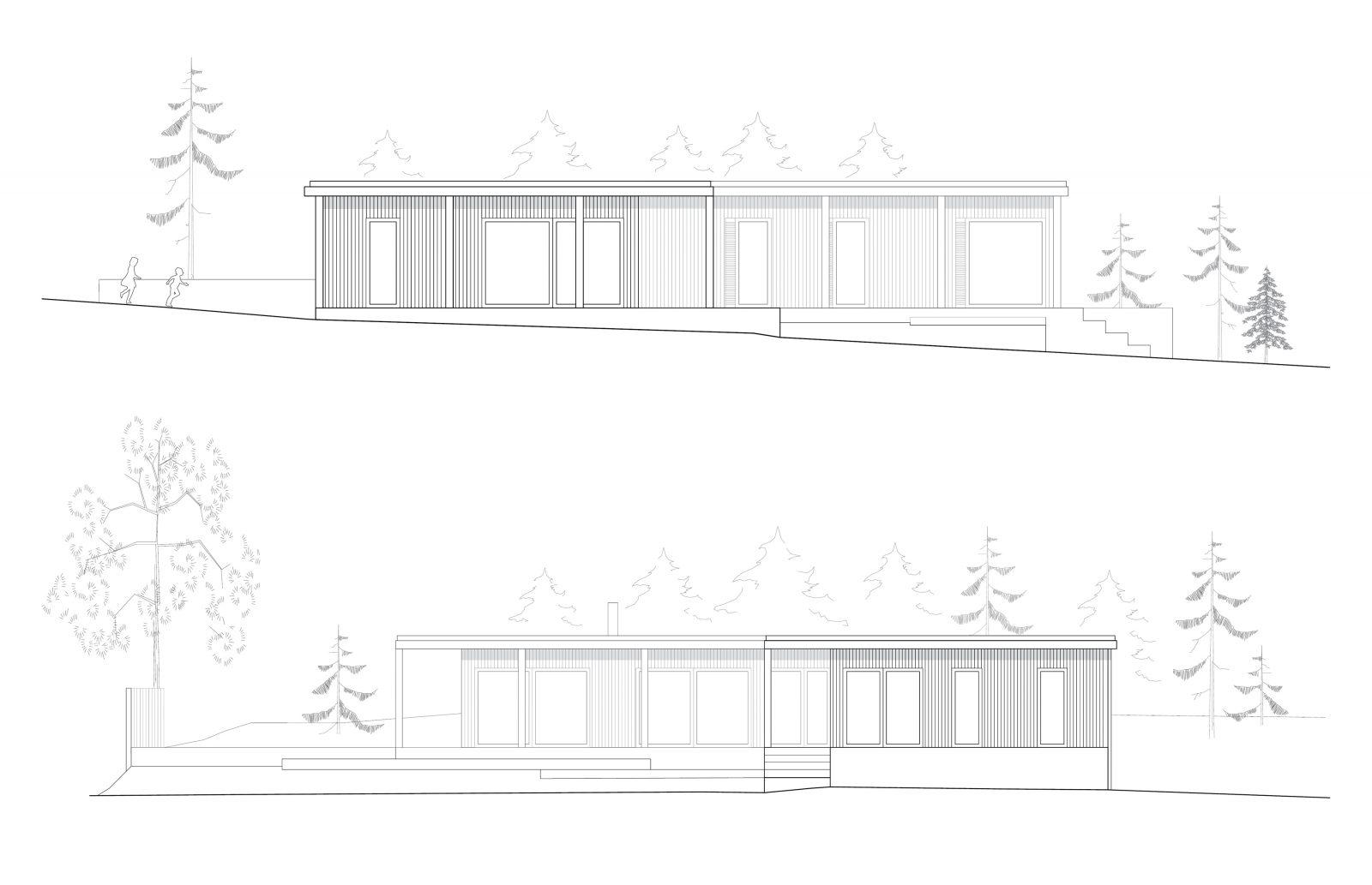 KjellandrSjöberg Villa-Visuri fasader-sammansatta