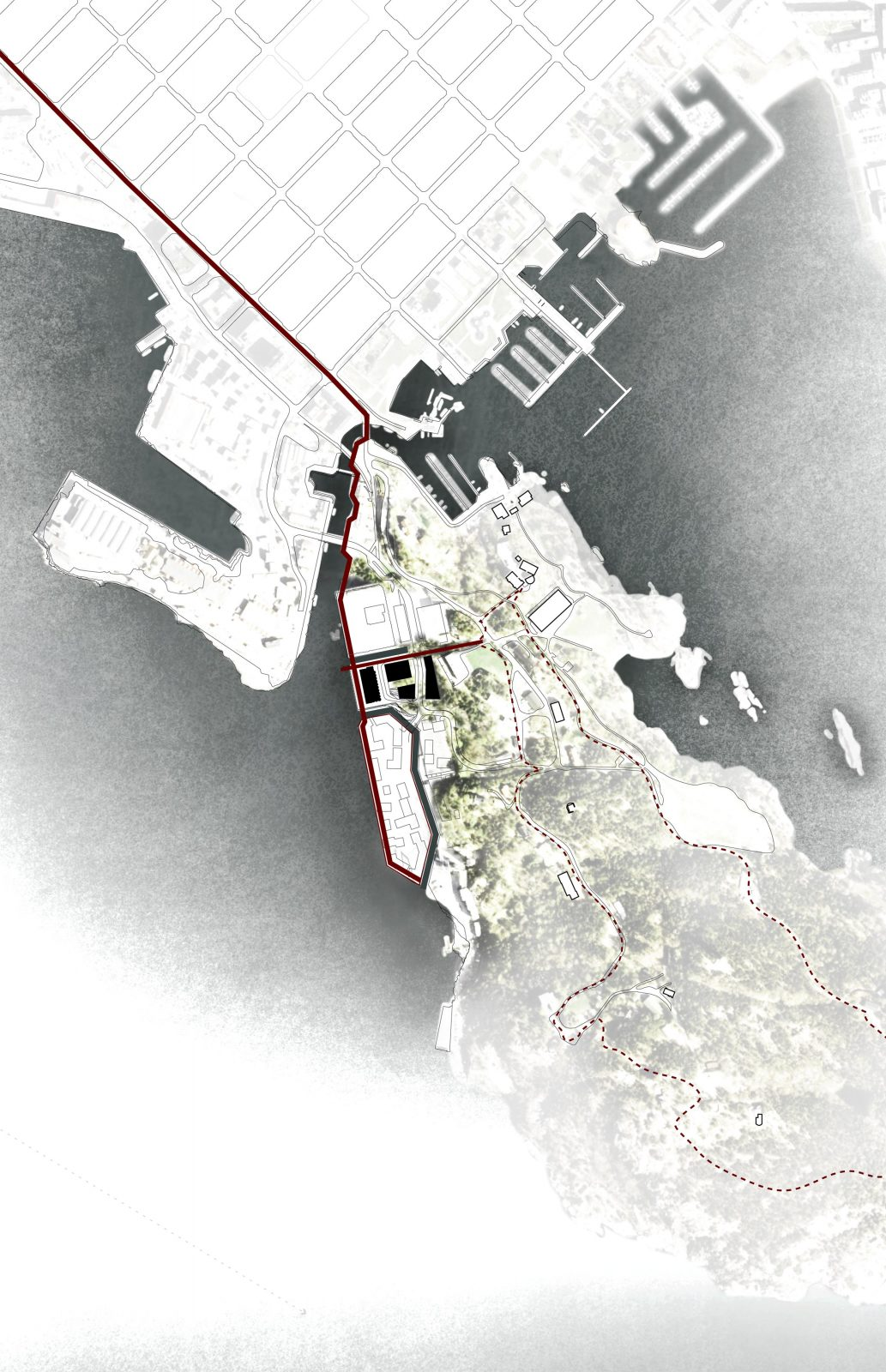 Kristiansand Plan 5000 1