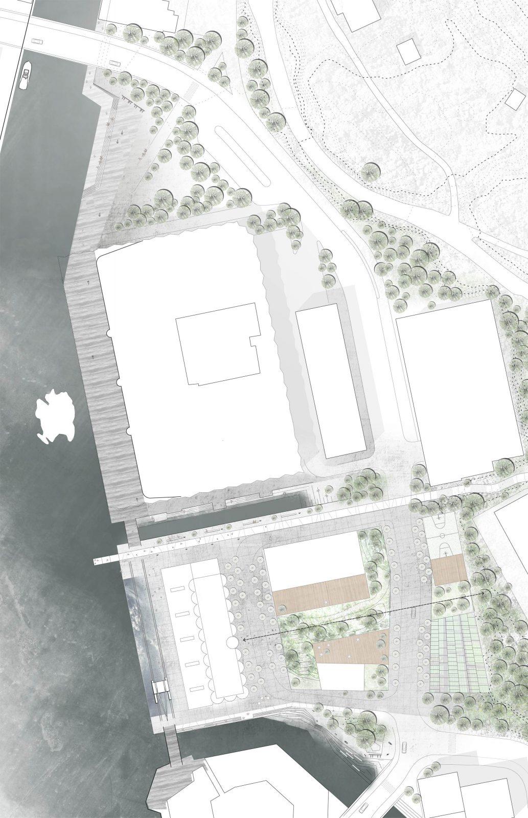 Kristiansand ROOF-Plan 500 2