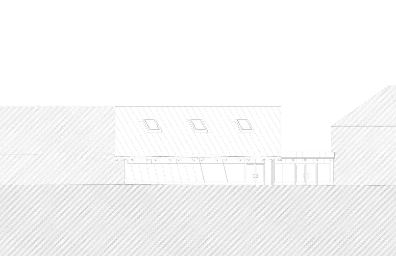 KjellanderSjöberg Restaurang-Magnolia facadefront 3600x2324px