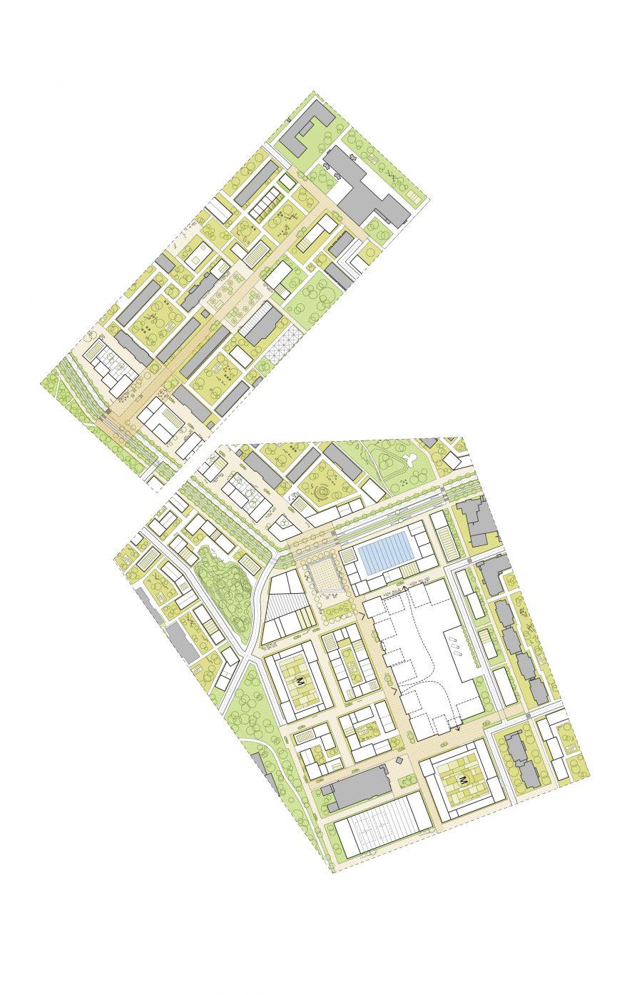kjellandersjoberg gottsunda structure plan