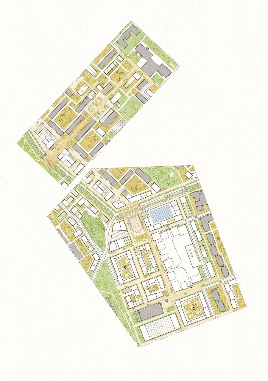 KjellanderSjoberg Gottsunda Strukturplan 2324x3300