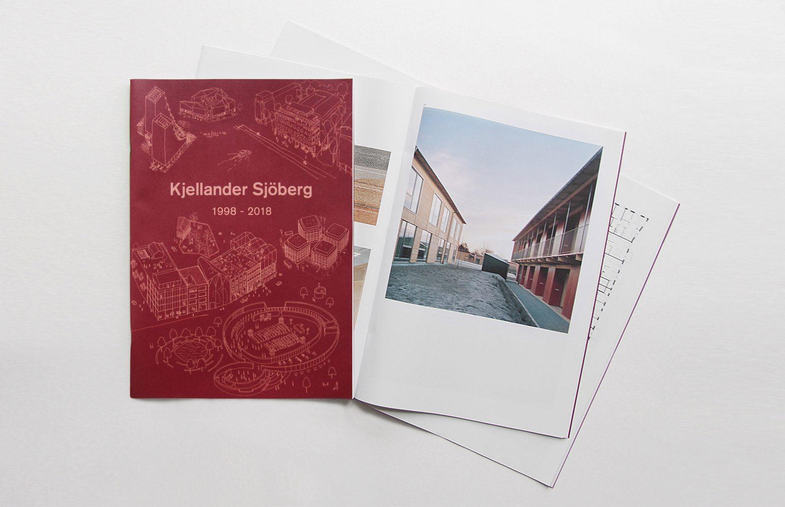 KjellanderSjoberg 20-year-anniversary catalogue
