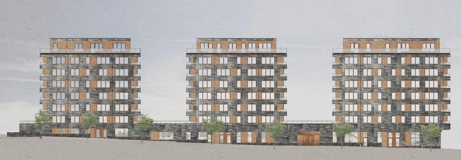 KjellanderSjöberg Fredriksdal fasad 02