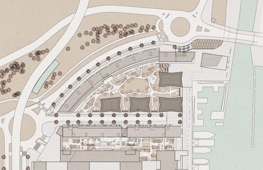 KjellanderSjoberg Fredriksdal site-plan 01