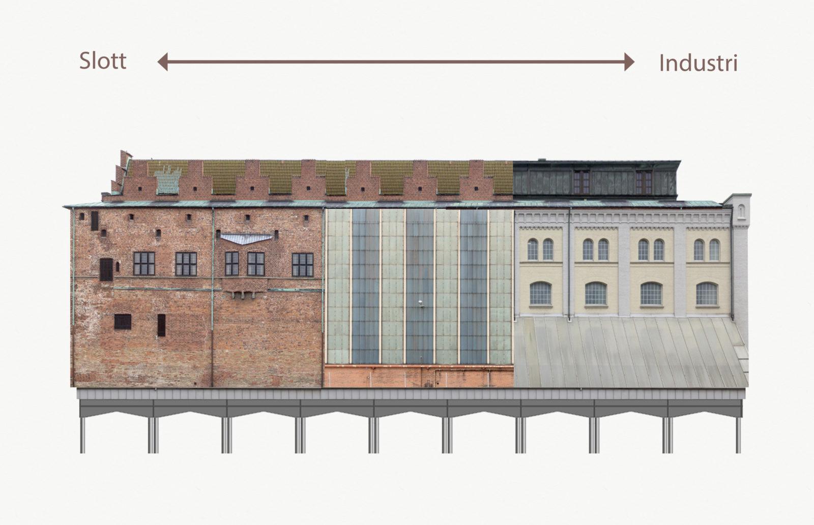 KjellanderSjoberg Citadellskajen Fasaddiagram 3600x2324px