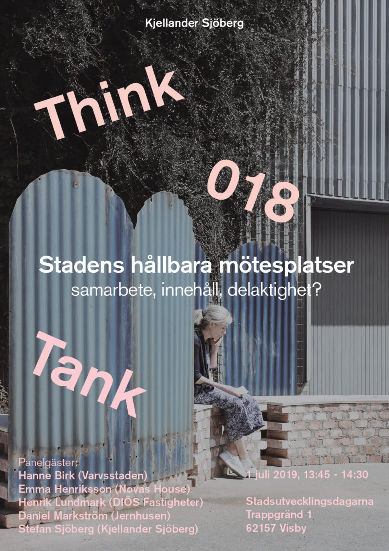 190701 Think Tank 018 A3 poster sv