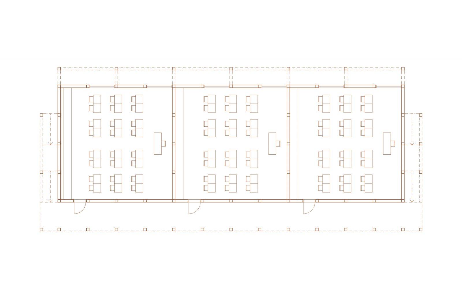 KjellanderSjoberg Nakamtenga School Plan 3600x2324px