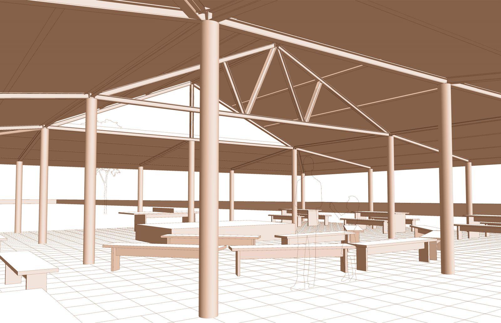 KjellanderSjoberg Nakamtenga Shelter Perspective 03 3600x2324px