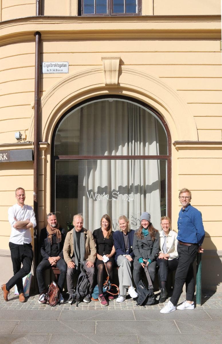 KjellanderSjoberg Shop-Talk Den-tillatande-gatan portrait