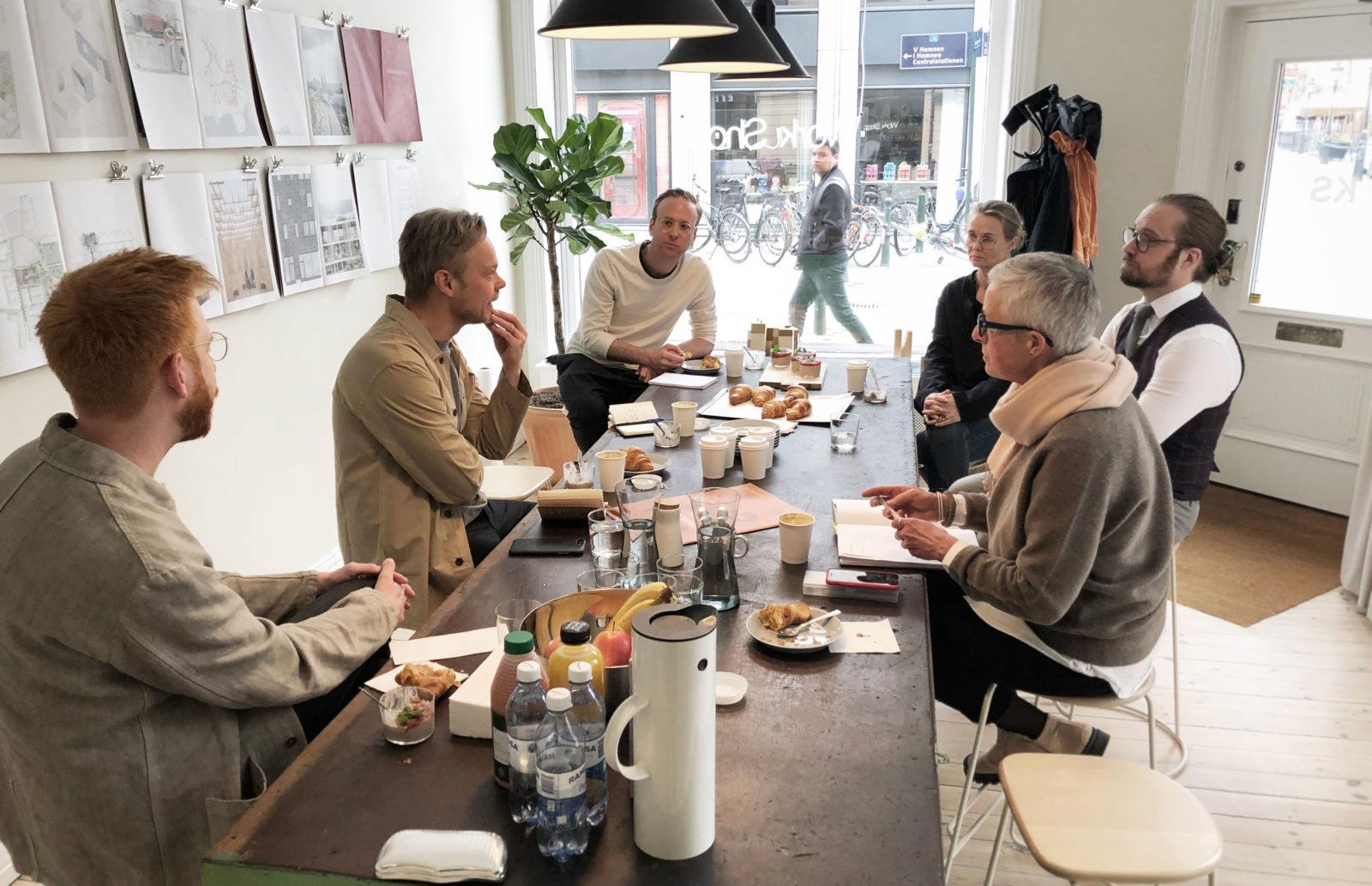KjellanderSjoberg Shop-Talk konst