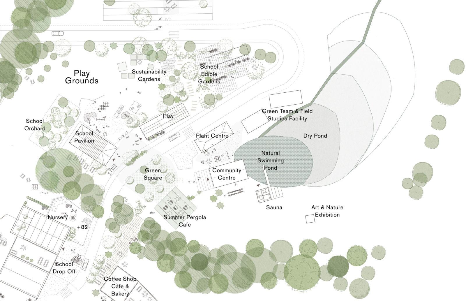 KjellanderSjoberg Little-Haldens Plan Pond 3600x2324